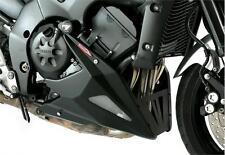 Yamaha FZ1 2006 2015 Fazer Bellypan Chin Spoiler Glossy Black - Powerbronze