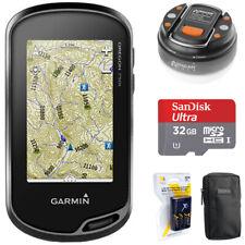 Garmin Oregon 750t Handheld GPS w/ Built-In WiFi, Camera & Bluetooth + 32GB Kit