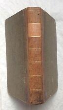 POTHIER 1806  Traité du contrat de vente RELIÉ très bon état