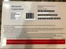 Microsoft Windows 10 Pro PROFESSIONAL 64 BIT DVD FULL Version +COA Product Key