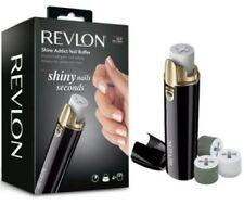 Shiny Nails in seconds Revlon Electrical Nail Buffer Polisher Manicure RVSP3525