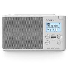 SONY XDR-S41DW - BLANCA-   RADIO DIGITAL PORTATIL DAB/DAB+/FM