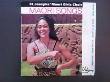 Maori Songs St Joseph's Girls Choir Canoe Poi Record Action Song Welcome