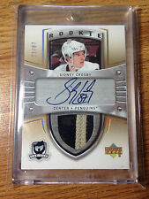 2005/06 UD THE CUP Sidney Crosby RPA Rookie Patch Auto 2 Color Rainbow /87
