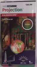 NEW! LED Lightshow Kaleidoscope Projection Red & Green Spotlight for Christmas