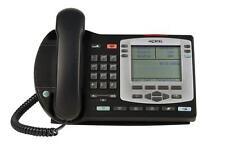 Lot of (5) Refurbished Nortel Meridian M3905 Display Phone NTMN35 (Charcoal)