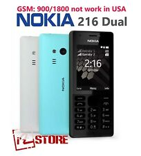 Nokia 216 Dual Sim Unlocked Selfies Internet Connectivity Mobile Feature Phone