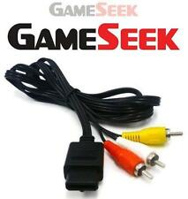Nintendo Video Game AV Cables