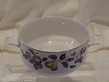 MIDWINTER EVESHAM HANDLED SOUP BOWL MARQUIS OF QUEENSBERRY SHAPE 1960'S