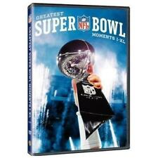 Greatest Super Bowl Moments I-XL DVD NFL Football Packers Dolphins Steelers EUC