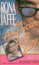 Rona Jaffe / American Love Story FICTION Paperback 1991