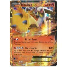 BLAZIKEN EX XY54 Ultra Rare Holo Foil Promo Black Star Pokemon Card
