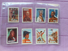 TRADE ISSUE - KELLOGGS (2# SERIES) - FULL SET 15 CARDS - GREAT DEEDS IN CANADA