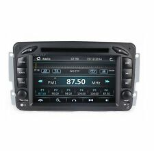 autoradio W209 W210 W203 W168 W170 W163 W639 CLK bluetooth GPS + CAMERA