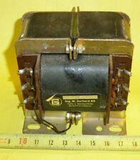 Trafo Netztrafo Schnittbandkern 110/ 220 V -->2x 25 Volt, ideal zum Umwickeln