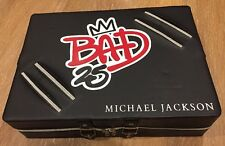 Michael Jackson Bad 25 DELUXE COLLECTORS EDITION Limited Suitcase CD DVD T-shirt