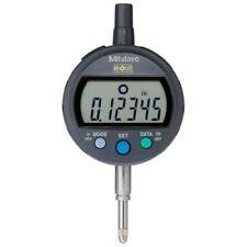 "Mitutoyo 543-391B Absolute Digimatic Indicator ID-C .5""/12.7mm Flat-Back 8mm..."
