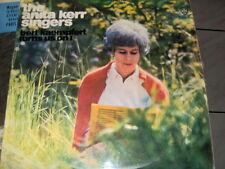 "LP 12"" THE ANITA KERR SINGERS BERT KAEMPFERT TURNS US ON I ITALY WB 1967 N/MINT"