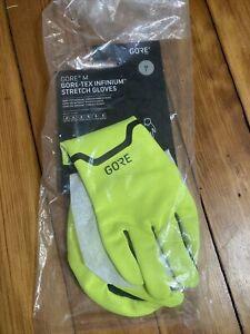 Gore Bike Wear GORE-TEX INFINIUM™ Stretch Mid Gloves Men's Medium NEW Running
