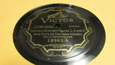 HENRY FORD VICTOR 78 RPM RECORD 19963 LANCERS (ORIENTAL)