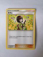 191/236 carte Pokemon erika SL12 Eclipse Cosmique FR