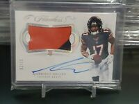 2018 Anthony Miller Flawless Rookie Patch Auto #'d 11/20!!!