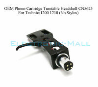 OEM Phono Cartridge Turntable Headshell CN5625 For Technics1200 1210 (No Stylus)