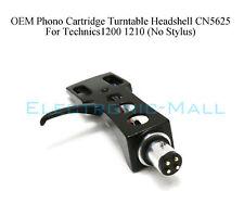 OEM Phono Cartridge Turntable Headshell CN5625 For Technics1200 1210 (No Stylus)