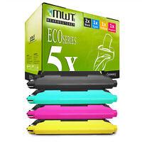 5x ECO Toner für Samsung CLX-3175-FN CLP-315-W CLP-310-N CLX-3175-FW CLX-3170-FN