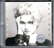 MADONNA RARE EU STICKERED CD 1ST LP
