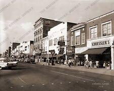 Columbus, Georgia 1959 Historic Sepia Photo Reprint 8x10 FREE SHIPPING!
