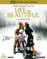 Life Is Beautiful, Special Edition [Blu-ray] [1997] [DVD][Region 2]