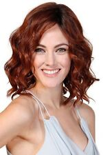 BISCOTTI BABE Wig by BelleTress Cayenne with Ginger Root Mono Top  Lace Front