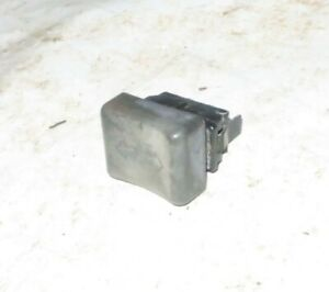 1982 Delorean DMC 12 OEM Left or Right Window Power Switch
