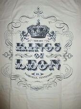 Kings Of Leon - Tour 2011 - T-Shirt Size S - Rock Nashville Tennessee