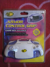 MAD CATZ ARMOR CONTROL GRIP FOR NINTENDO GAME BOY ADVANCE NEW OLD STOCK White