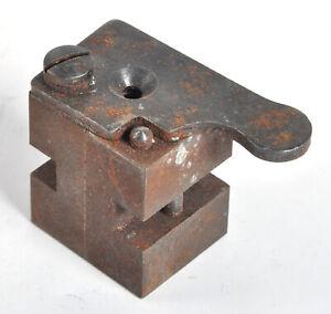 Vtg Lyman Bullet Mold 37583 920 38/55 375 Short Range Bullet (C)