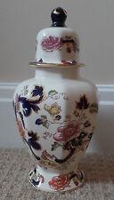 Ironstone British Decorative Masons Pottery Jars