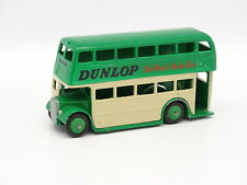 Dinky Toys GB 1/43 - London Routemaster Dunlop