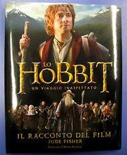 LO HOBBIT- UN VIAGGIO INASPETTATO- RACCONTO DEL FILM -J.FISHER BOMPIANI 2012 - D