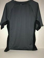 Kanu Surf Boys' Short Sleeve Upf 50+ Rashguard Comfort Swim Shirt Size M