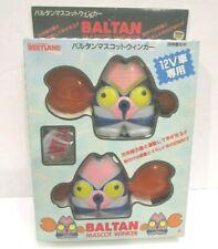Ultraman BALTAN MONSTER Figure Car Blinker Set MIB Bandai