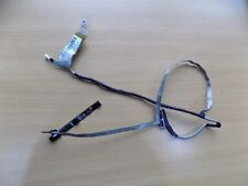 HP DV7 4000 Series 4020sa Screen Cable and Webcam DD0LX9LC002