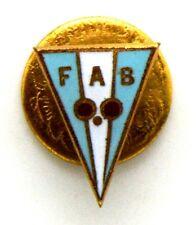 Distintivo Con Smalti Sportivo F.A.B. Federazione Argentina Bocce (Casa Notari A
