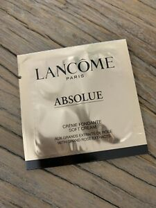 Lancome Absolue Creme Fondante Soft Cream With Grand Rose Extracts 1ml Sample