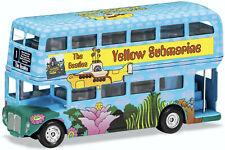 "London Bus - the Beatles "" Yellow Submarine "", Corgi Model"