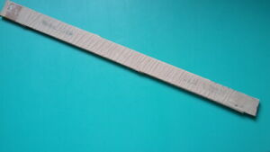 Präzisionsflachstahl 1-2436 - 1.2436 - 30,3 x 6,2 x 500 mm - NEU