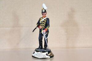 STADDEN FIGURE 90mm BRITISH TROOPER The KING'S OWN LIGHT DRAGOONS 1860 nv