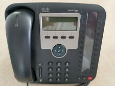 Cisco CP-7931G VOIP Phone Handset, and Stand