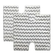 Cover Pads To Fit SHARK Steam Cleaner Mop Dirt Grip S6001 S6003 Klik n' Flip x 2